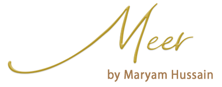 Meer - by Maryum Hussain - Wedding Collection 2019